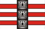 Bandeira da cidade de João Pessoa - PB